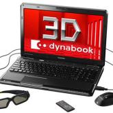 Toshiba Notebook mit 3D-Display ohne