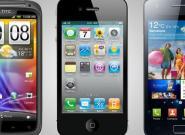 iPhone 4 vs. HTC Sensation