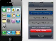 Anleitung: iPhone auf Werkseinstellungen zur�cksetzen
