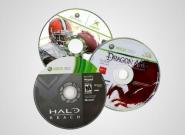 Xbox 360 Spiele-DVDs: Microsoft testet
