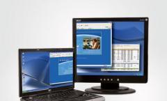Anleitung: Externen Monitor an Notebook