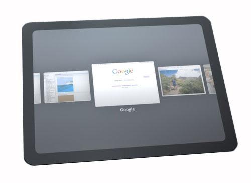 Chrome für Tablets