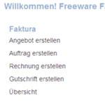 Freeware Faktura