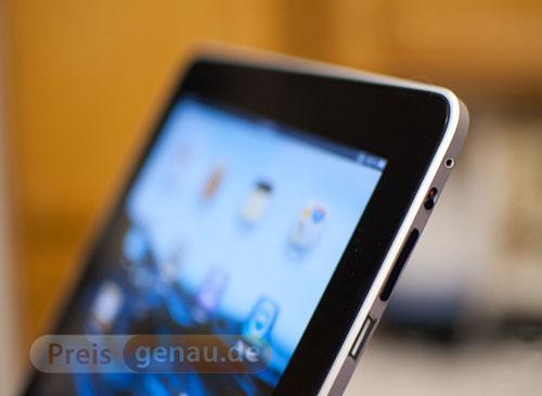 iPad 3 Seitenansicht