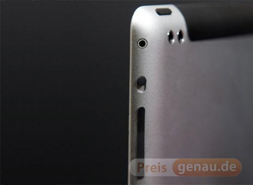 iPad 3 von der Seite