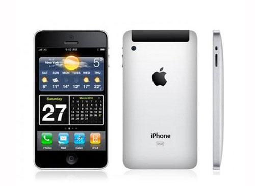 iPhone 4s Übersicht