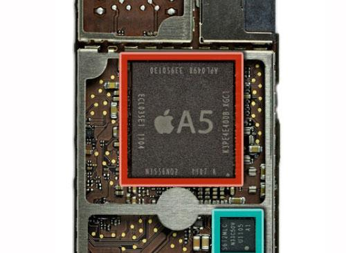 iPhone 5 A5-Chip