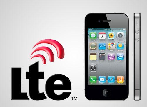 IPhone 5 mit LTE