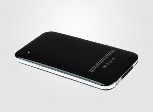iPhone 5 Rückansicht