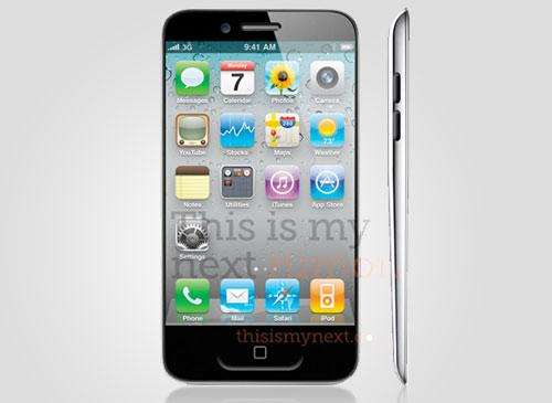 iPhone 5 A5 Chip