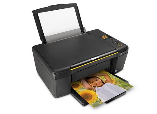 Kodak ESP C310 Multifunktionsdrucker Schrägansicht