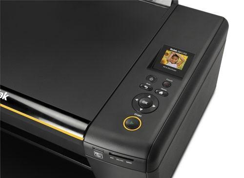 Kodak ESP C310 Multifunktionsdrucker Bedienfeld