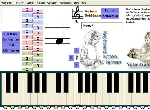 keyboard online lernen kostenlos