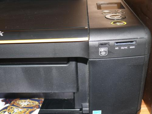 Kodak ESP C310 rechteseite