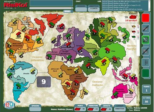 Risiko Online Spielen Kostenlos Deutsch