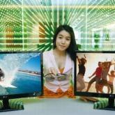 Neue 3D Monitore ohne Flimmern,