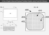 Neue Apple Tastatur: Apple Patent