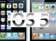 iOS 5: Apple iOS 5