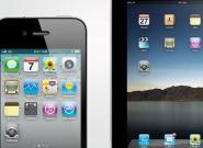 Apple iPhone 5 und iPad