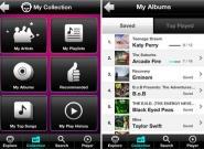 iPhone 4: Musik Online Musik