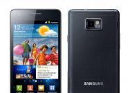 Samsung Galaxy S2 bricht das