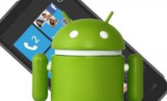 Google Android: Nokia und Microsoft