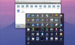 Mac OS X Design für