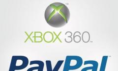 Bei Xbox 360 mit PayPal