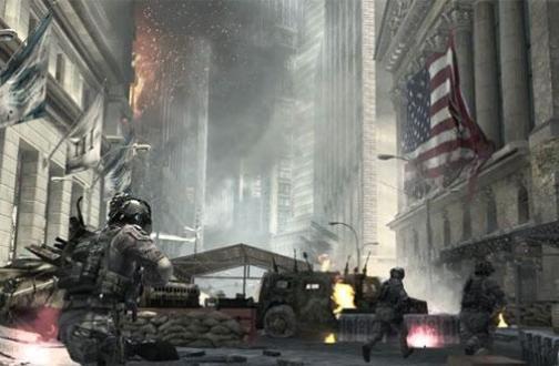 YouTube Video: Erster Modern Warfare