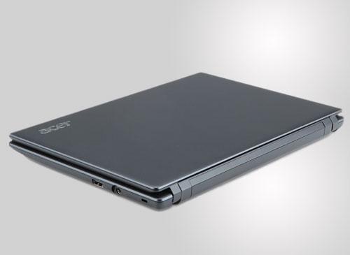 Acer Chromebook Seitenansicht