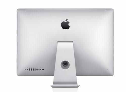 Apple iMac Rückansicht