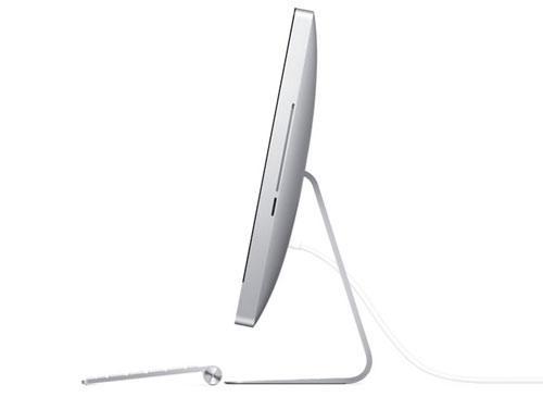 Apple iMac Seitenansicht