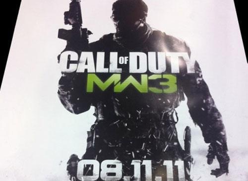 Call of Duty 8.11.11
