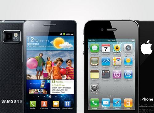 apple iphone 4s oder samsung galaxy s2 kaufen die qual der wahl. Black Bedroom Furniture Sets. Home Design Ideas