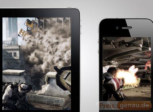 iPad und iPhone Spiele