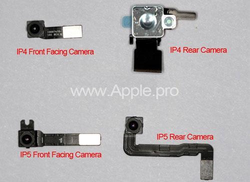 iPhone 5 Kamera