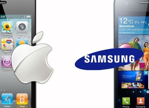 iPhone 4 vs Galaxy S2