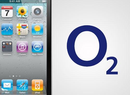O2 und iPhone
