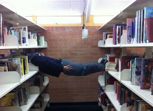 Kurioser Trend Planking