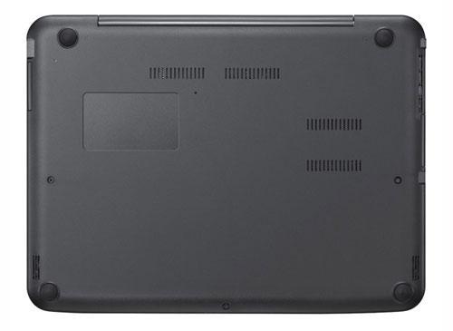 Samsung Chromebook Unterseite