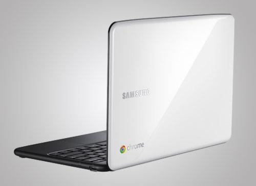 Samsung Chromebook weiß