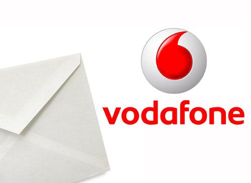 Vodafone Online Rechnung