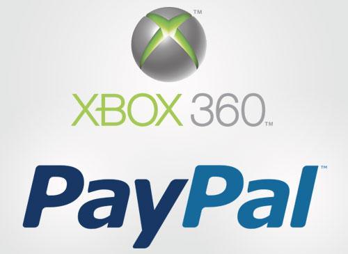 XBox und PayPal