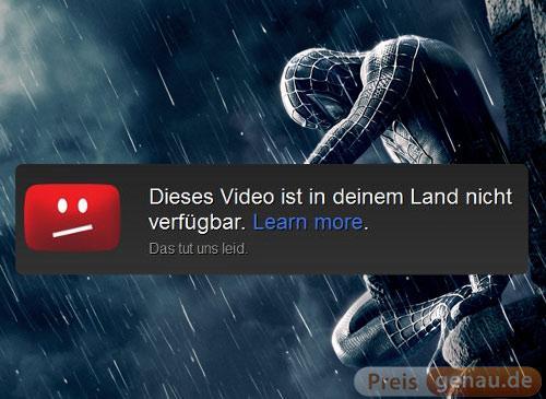 Youtube Blockbuster
