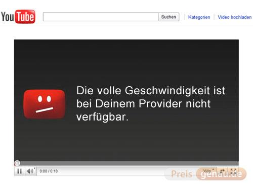 Youtube und die Telekom
