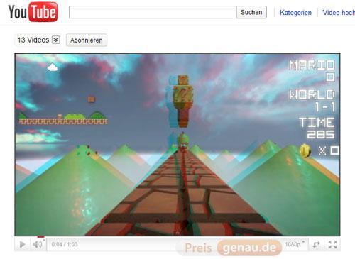 Youtube und Nvidia