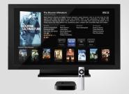 Apple Fernseher mit iOS Betriebssystem