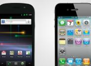iPhone 5 und Google Nexus