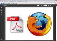 Firefox 7: PDF Dateien ohne