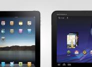 iPad 2 besser als Motorola